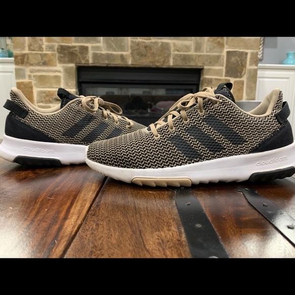 Adidas Cf Racer Brown (B43635) Men's Shoes 10.5